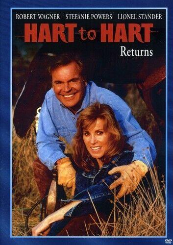 Hart to Hart Returns (2010, DVD NEW)