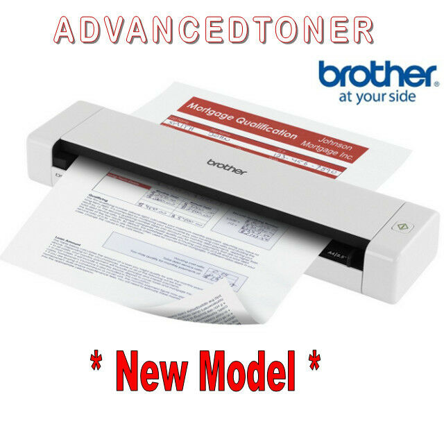 Brother DS-720D  Portable Colour Scanner with Full Warranty