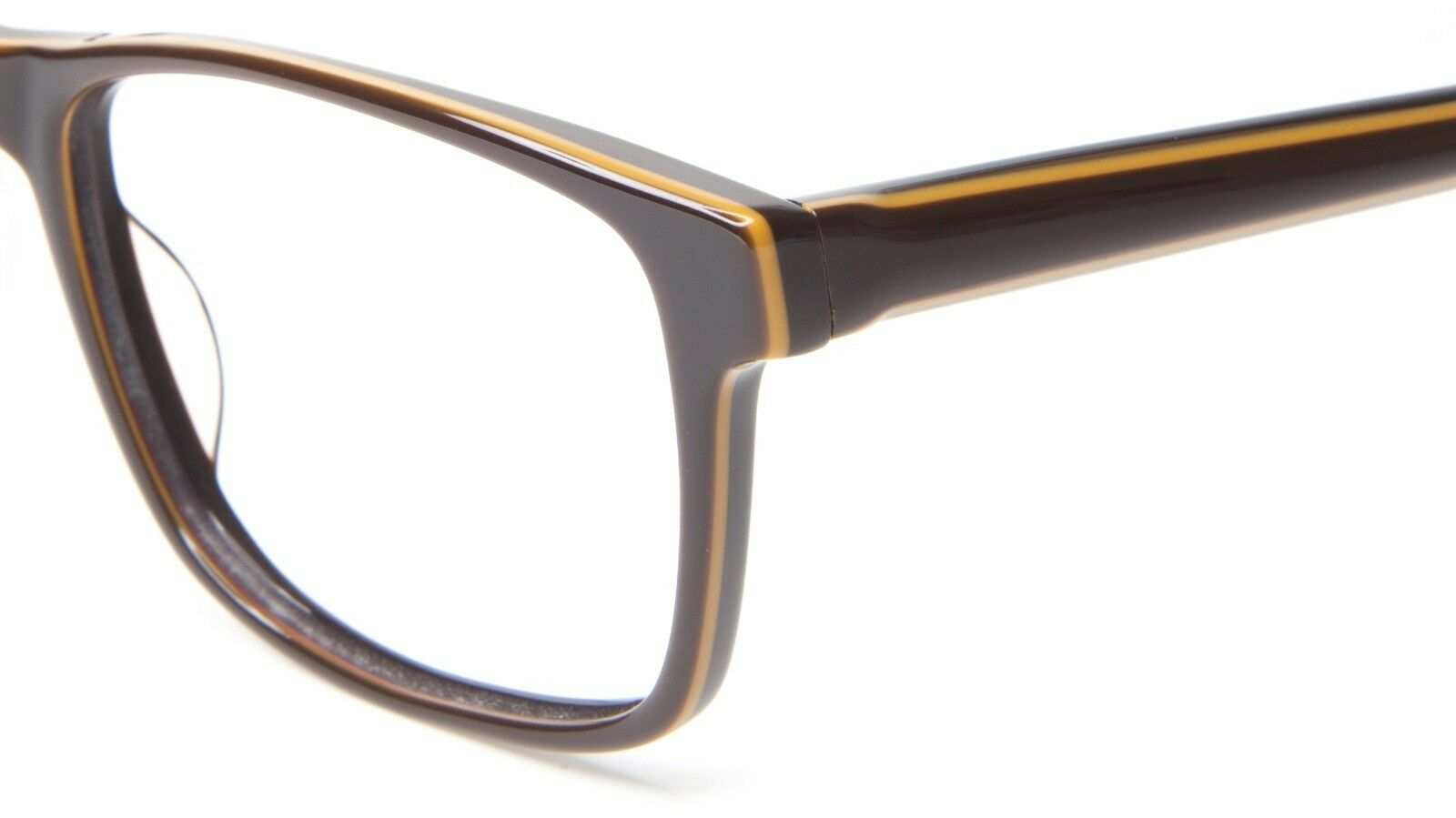 d448ff33ab5 PRODESIGN Denmark 1722 C.5032 Brown Eyeglasses Frame 54-16-145 IG B39 Japan