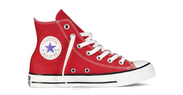 Converse Chuck Taylor All Star HI M9621C rosso sneakers alte