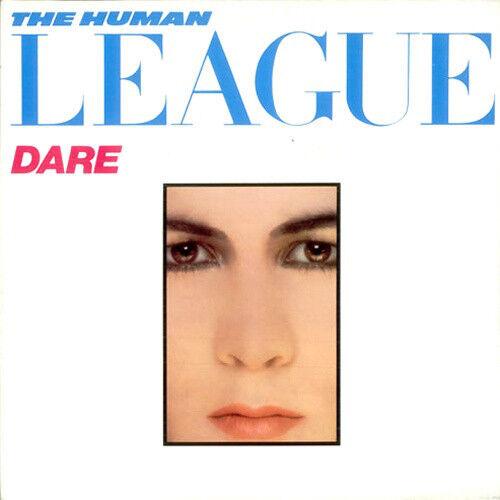 human league - Dare - 180 Gramm Vinyl LP & Download Neu & OVP