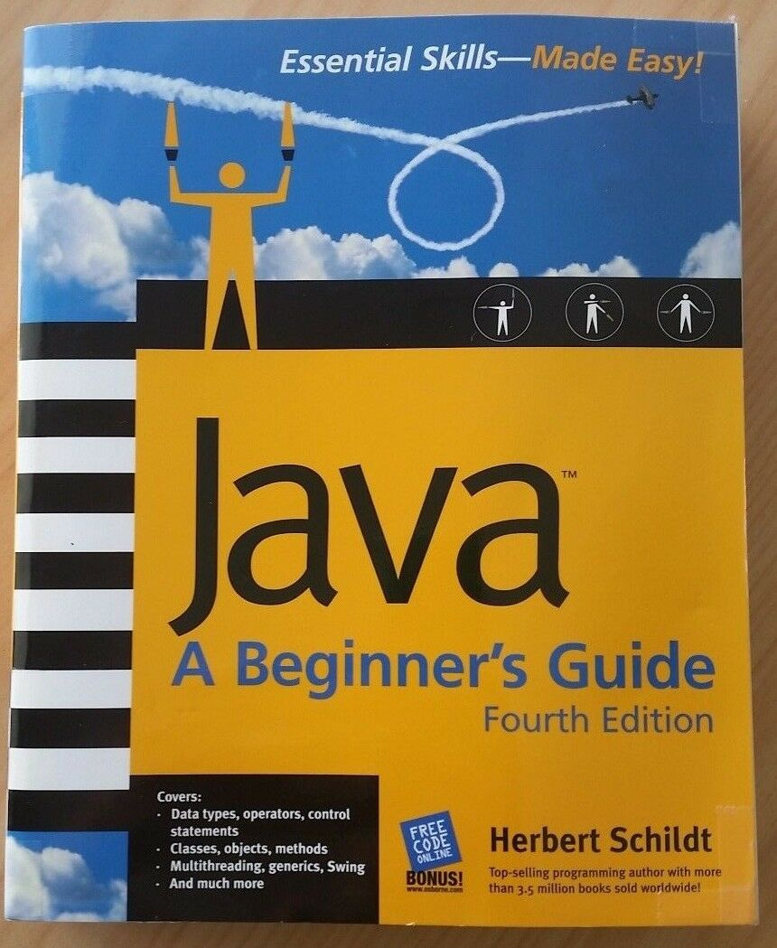Stock photo. Stock photo; Java: A Beginner's Guide, 4th Ed. ...