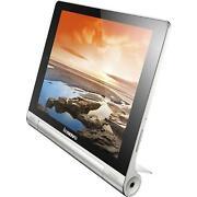 Lenovo Yoga 10 32GB, Wi Fi, 10.1in  Silver Tablet