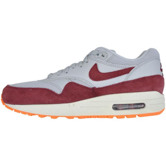 WMNS NIKE AIR MAX 1 Essential 599820015 Sneaker Lifestyle Scarpe Running Uomo Donne Scarpa