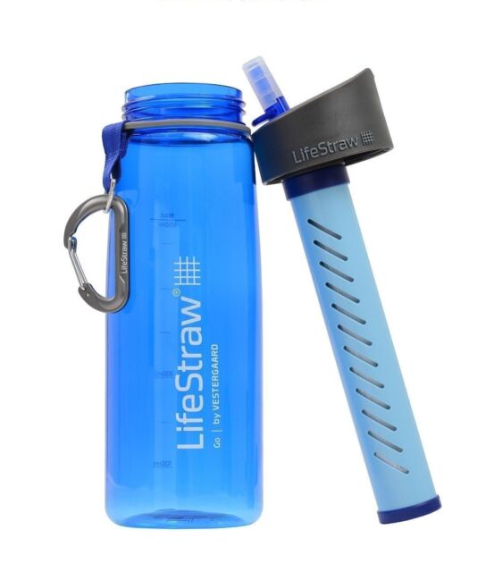 portable water filter. Modren Portable LIFESTRAW GO PERSONAL PORTABLE WATER FILTER BOTTLE PURIFIER Vestergaard  FreeShip To Portable Water Filter A