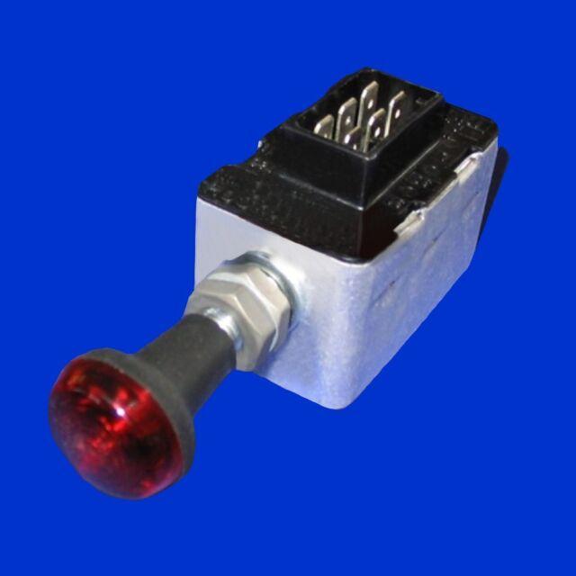 Schalter für Warnblinklicht original Bosch Warnblinker Blinker Blinklichtanlage