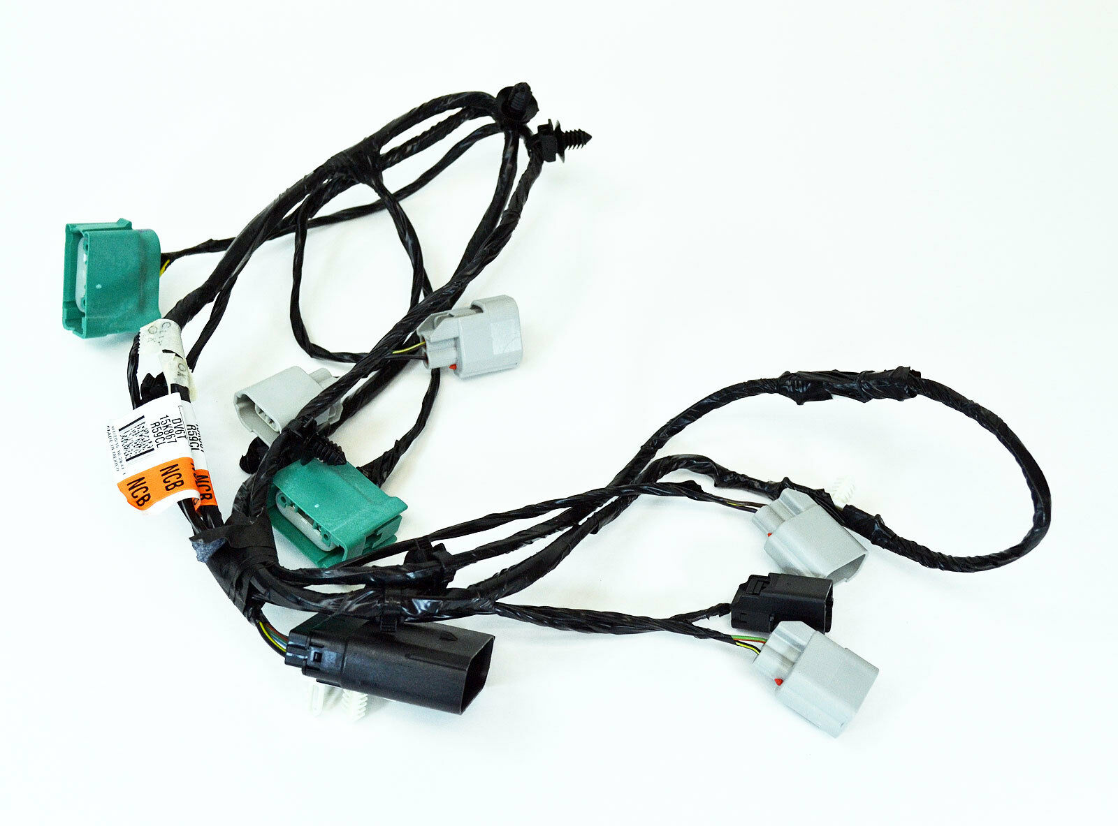 s l1600 ford oem headlight wiring harness dv6z15k867c image 31 ebay oem 2010 sentra headlight wiring harness plug at gsmx.co