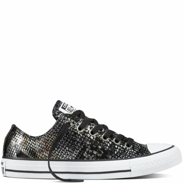 Unisex All Star Converse Scarpe Da Ginnastica UK 3 EUR 35