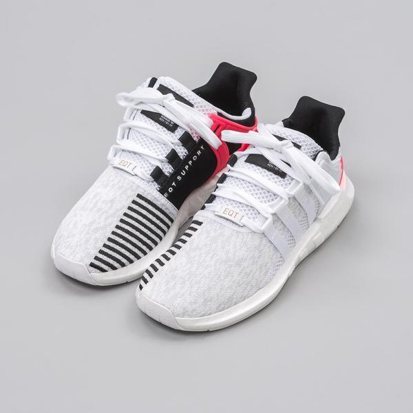 adidas Men's EQT Support 93/17 Shoes Black adidas Canada