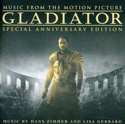 Various Artists, Lis - Gladiator (Score) (Original Soundtrack) [New CD]