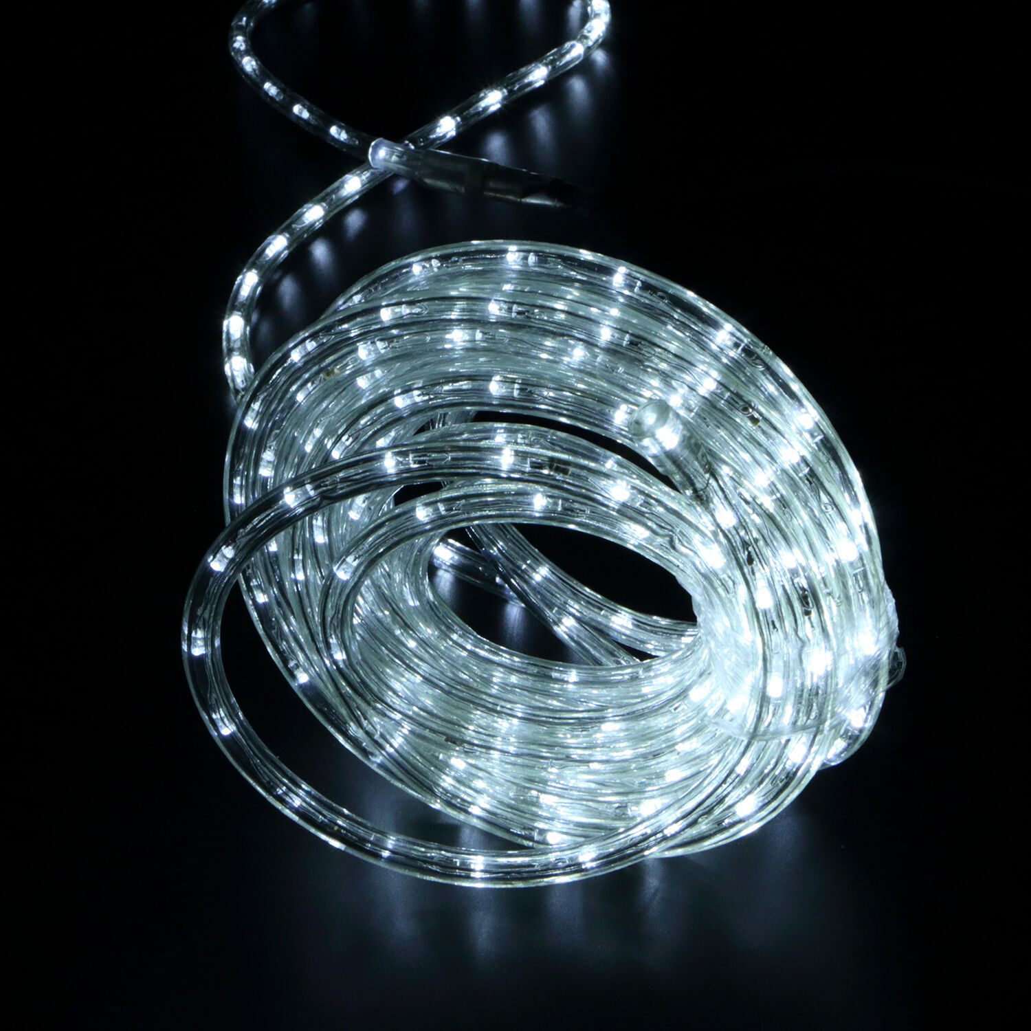 10ft 2 wire led rope light home party decoration flexible lighting picture 1 of 9 aloadofball Gallery