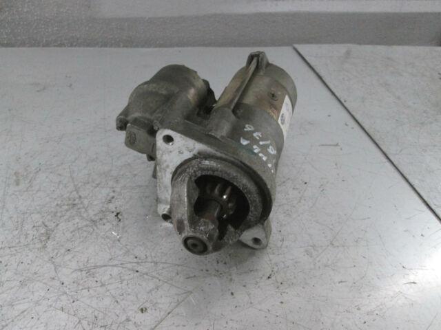 Fiat Multipla Anlasser Bj 1999 1,6l 76kW 63111008 Magnetimarelli
