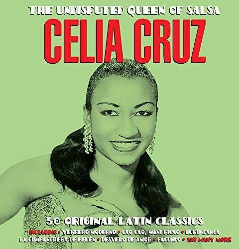 Celia Cruz - Undisputed Queen of Salsa [New CD] UK - Import