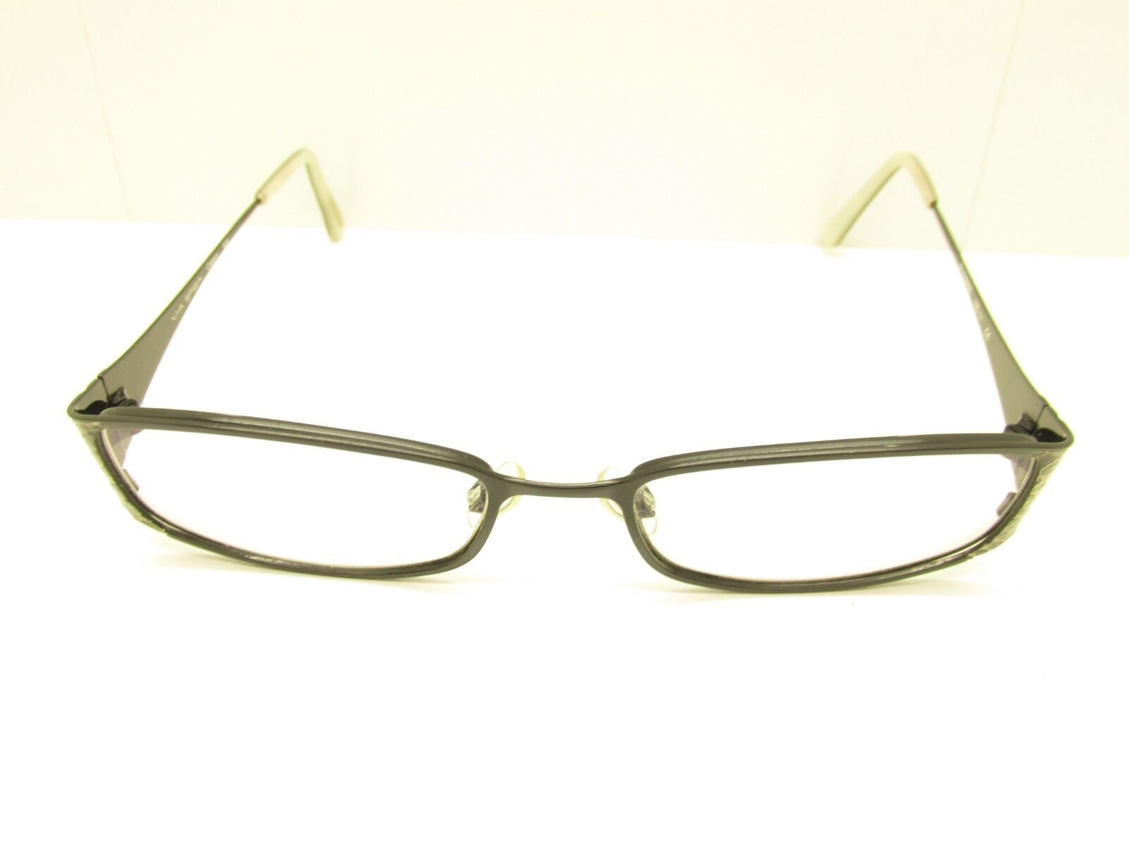 Via Spiga Capera 500 Eyewear Frames 52-17-135 Black Rectangle Tv6 ...