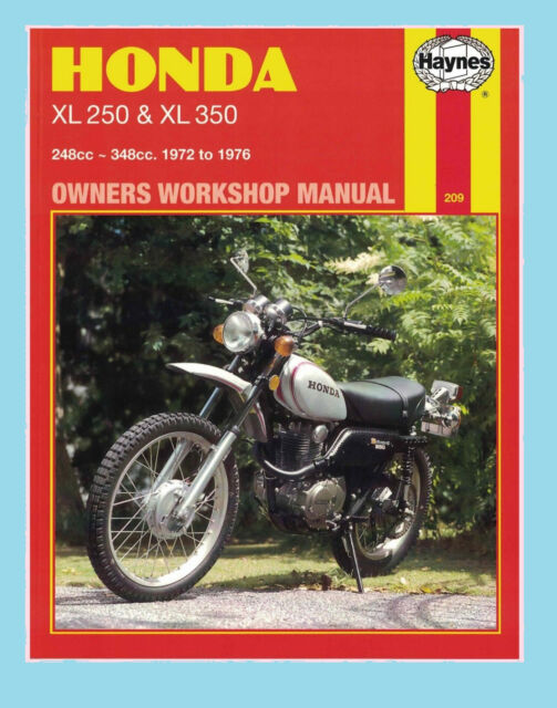 Xl 250 pdf washer25x33 photo the xl250 honda xl250 350 trail bikes owner s workshop manual by jeff clew rh ebay com 1972 fandeluxe Gallery