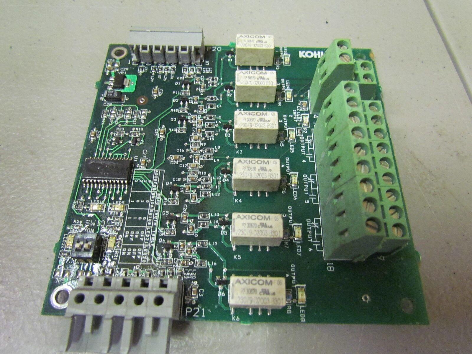 Kohler PC Board Gm41092-c Ship | eBay