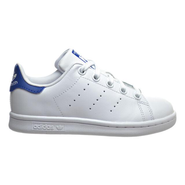 adidas stan smith le scarpe per bambini in bianco ftw / bb0694 13k ebay