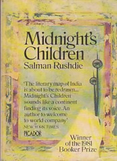 Midnight's Children (Picador Books),Salman Rushdie