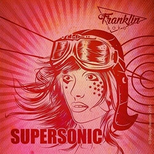 Franklin Lake - Supersonic Ep [New CD] UK - Import