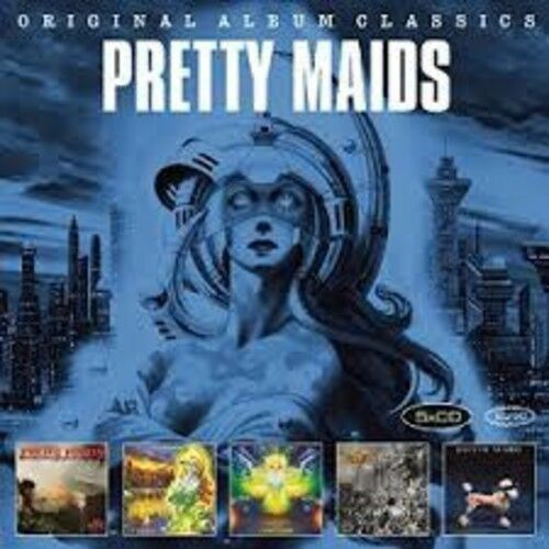 Pretty Maids - Original Album Classics [New CD] Germany - Import