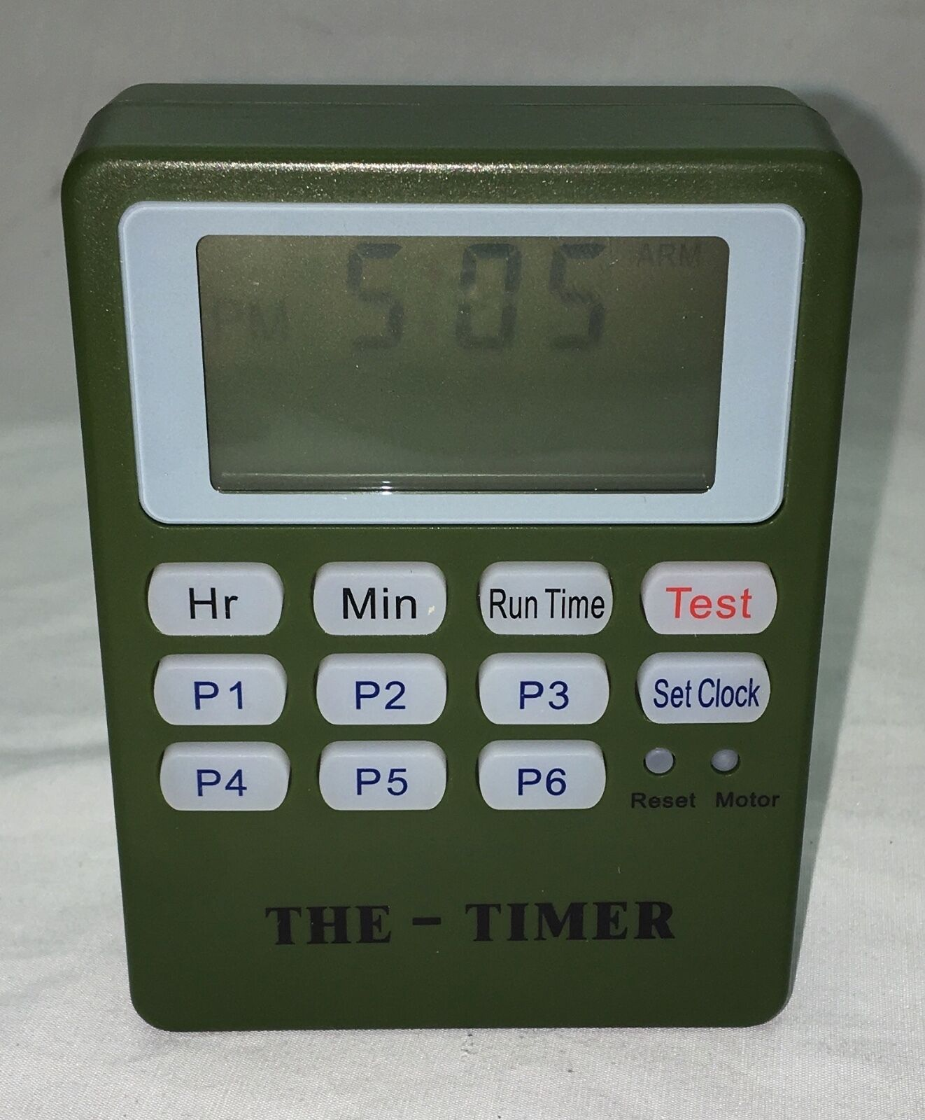 The Timer Two Stage Fish Feeder Timer Ebay