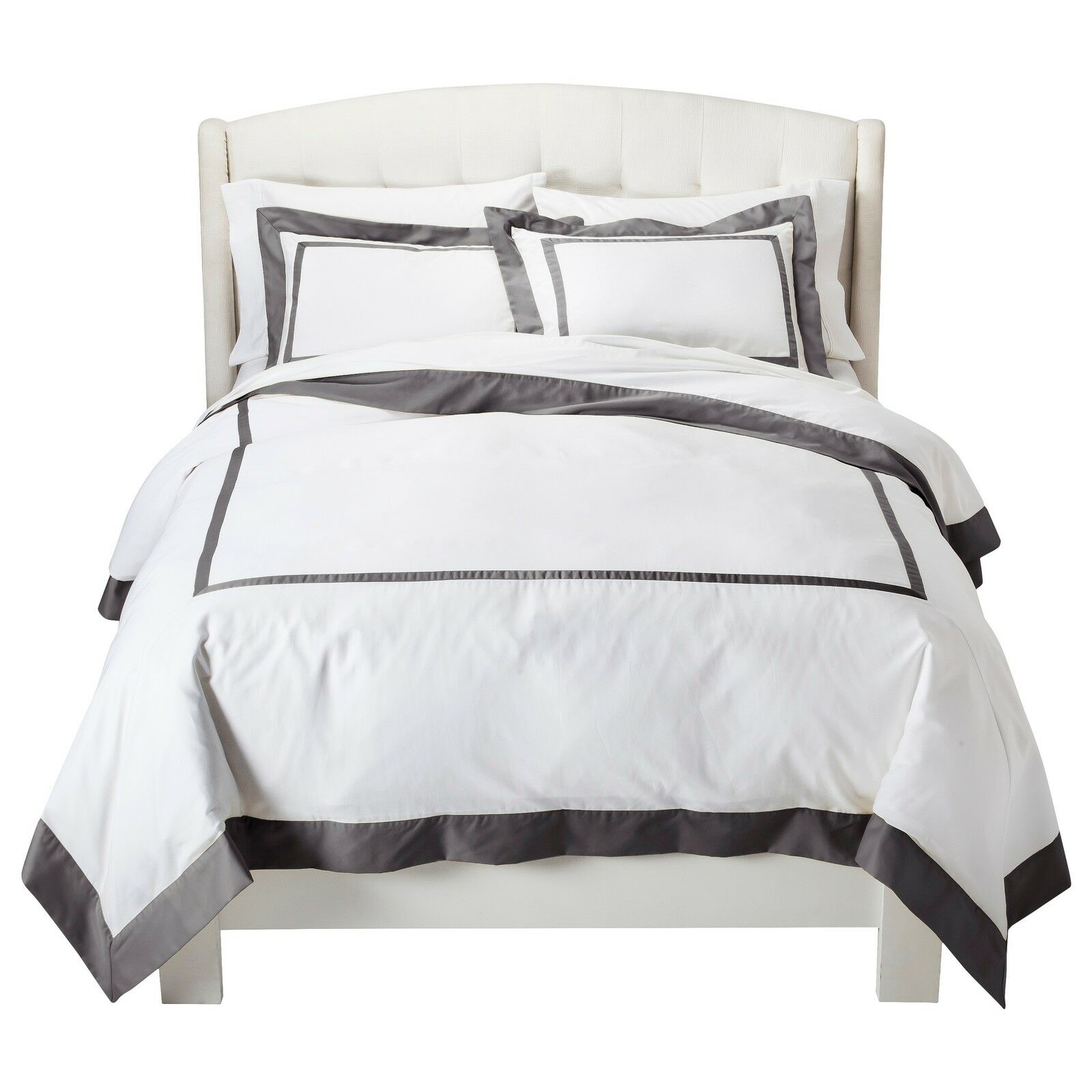 Fieldcrest King Size Bed Sheets: Fieldcrest Luxury Duvet Cover