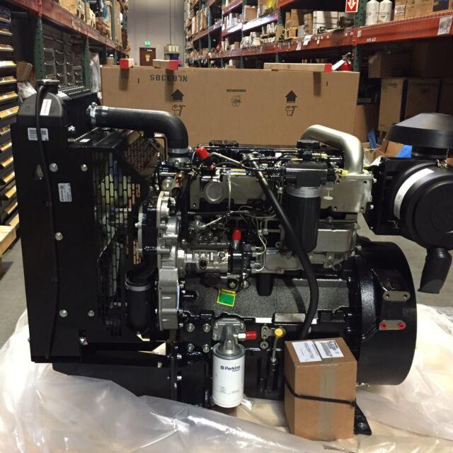 Perkins 1104d-44t Industrial Power Unit - Diesel Engines ...