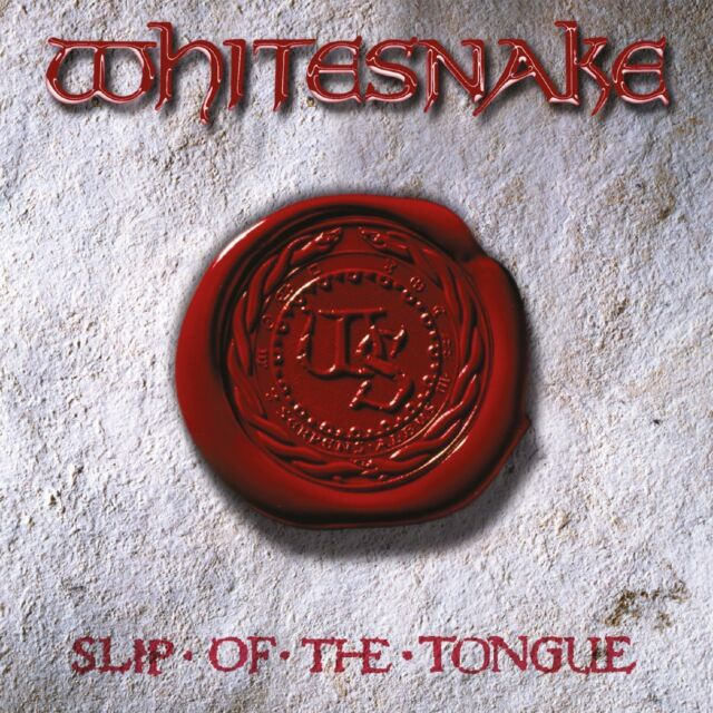 WHITESNAKE SLIP OF THE TONGUE CD (2009 Remastered)