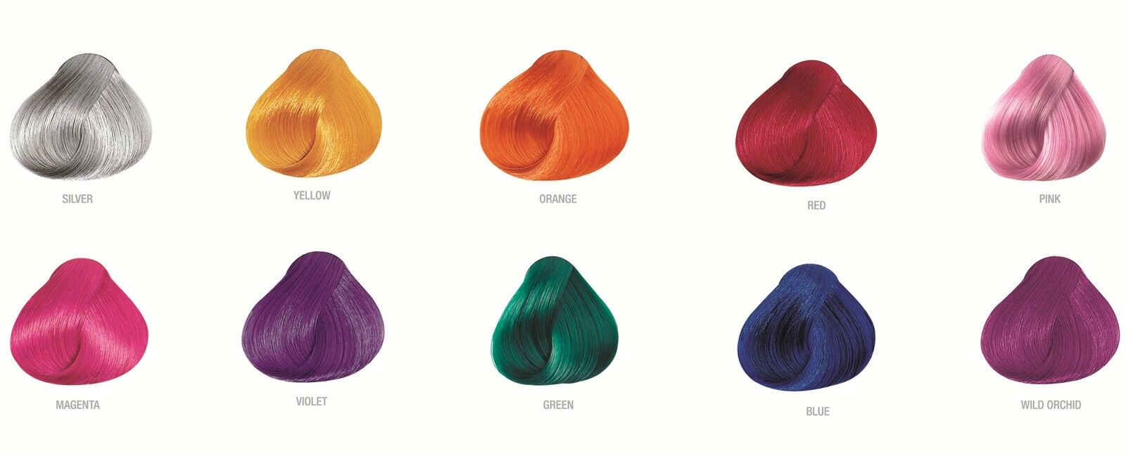 Pravana Vivids Color Chart Ibovnathandedecker