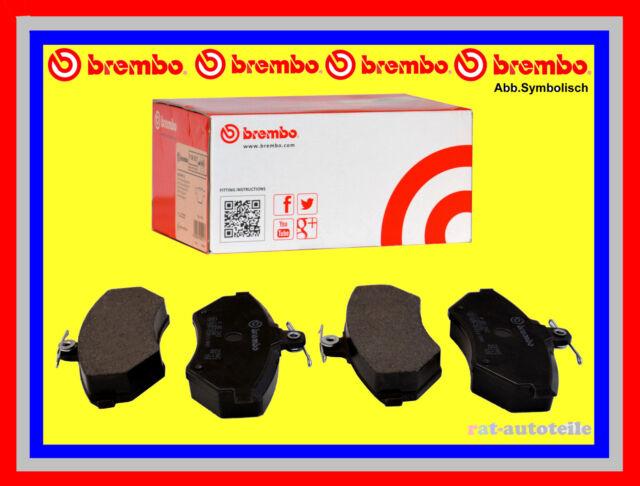Bremsbeläge Brembo SATZ-HA-ALFA ROMEO 147(937),156(932),Sportwagon(932),GT(937)