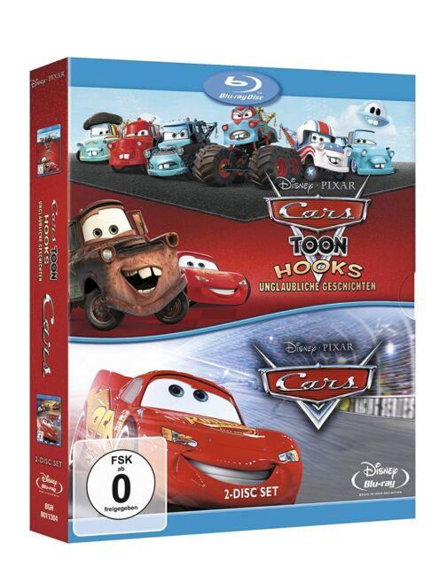 Cars - Hooks unglaubliche Geschichten    - NEU/OVP - Blu-ray  - Disney