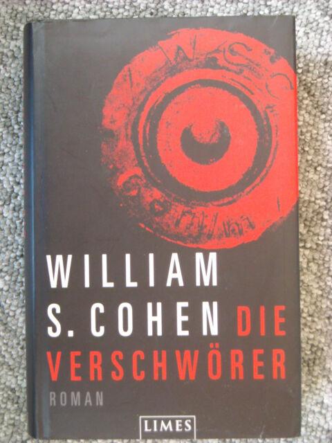 Die Verschwörer von William S. Cohen