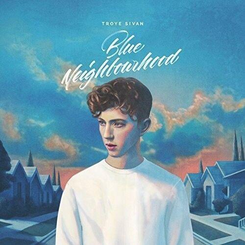 Troye Sivan - Blue Neighbourhood [New Vinyl] Explicit