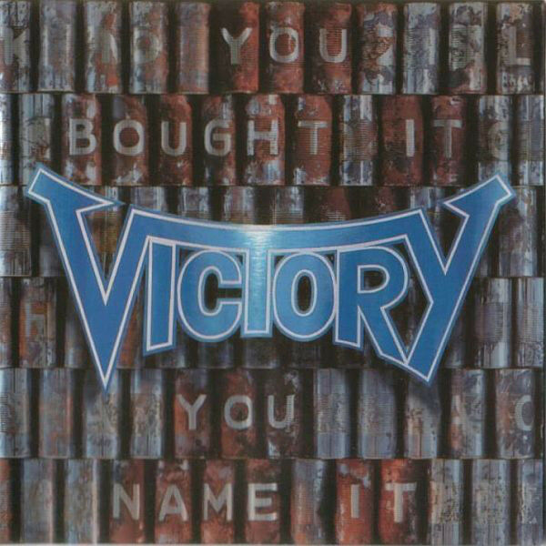 CD Victory - You Bought It - You Name It (1992) Erst-Ausgabe Metronome Music