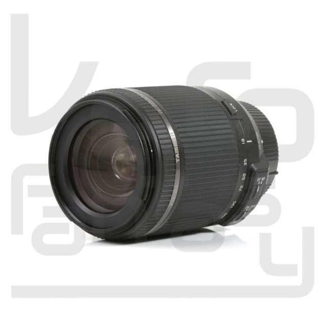 NUOVO Tamron 18-200mm f/3.5-6.3 Di II VC Lens for Nikon F (B018N)