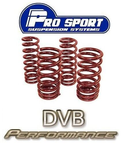 Prosport Vauxhall Corsa C 2000-2006 40mm Lowering Springs