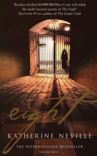 BOOK-The Eight,Katherine Neville- 9780552154673