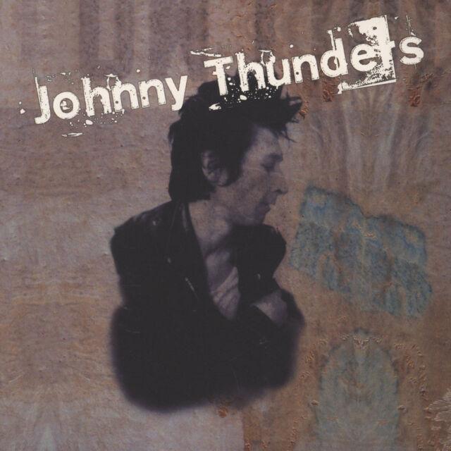 "Johnny Thunders - Critics Choice / So Alone (Vinyl 10"" - 2015 - UK - Original)"