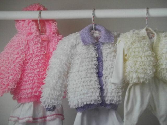 Baby Girl Loopy Cardigan Hoody Dk Knitting Pattern 16 24 King Cole