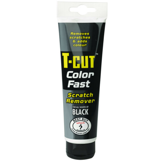 T Cut Color Fast Black Scratch Remover Abrasive Compound Car Polish 150g CSB150