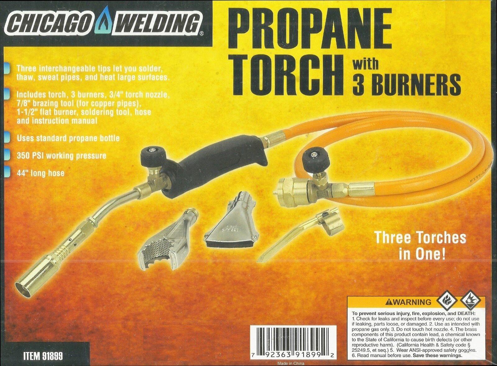 propane torch kit ebay