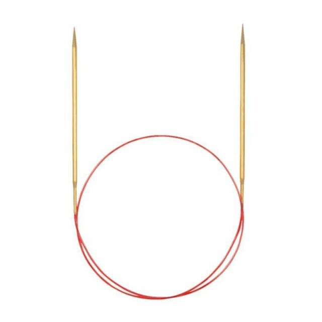 addi Circular knitting needle Lace Fine needle 1,5mm - 8,00mm 755-7 and 714-7