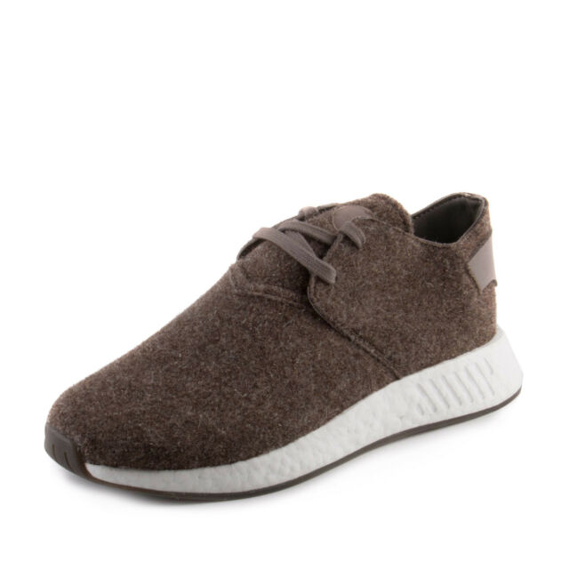 ADIDAS WH NMD C2 CHUKKA CG3781 WINGS + HORNS BROWN WHITE DS SIZE: 9.5