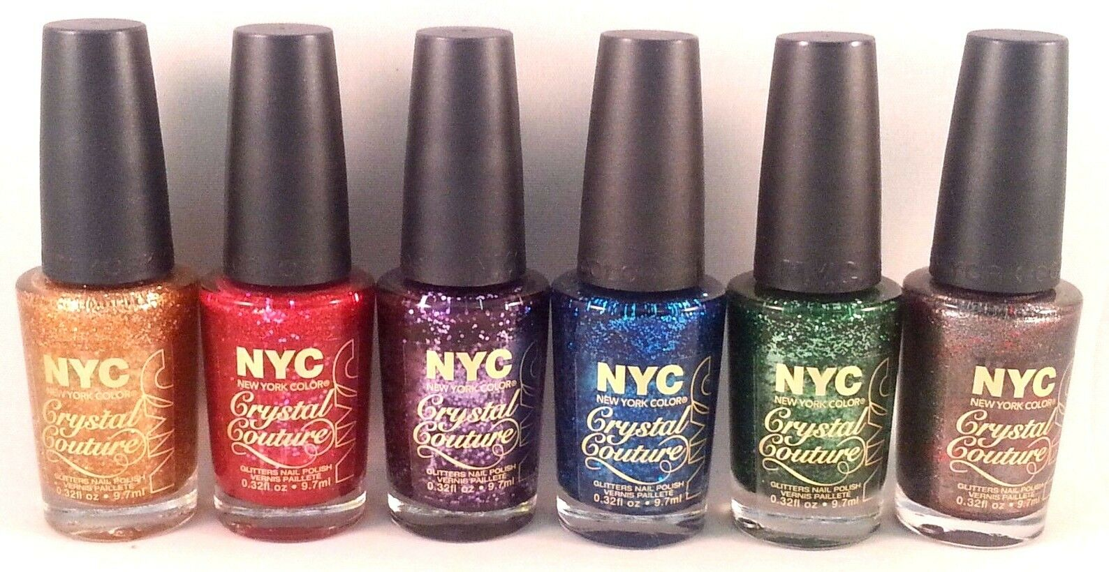 2 NYC in a Minute Nail Polish Quik Dry 258 Prospect Park Pink | eBay