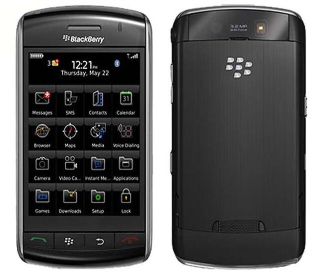 BlackBerry Storm 9530 -1GB - Black (Unlocked) GSM Camera Touchscreen Smartphone