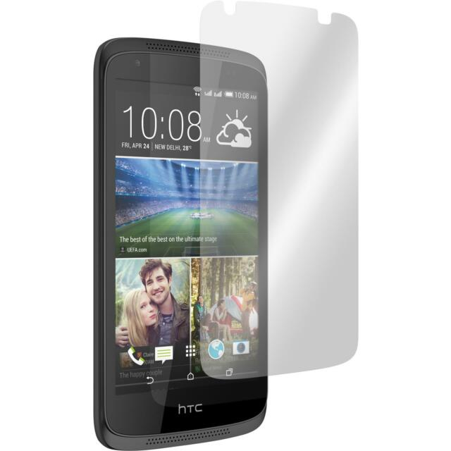2 x HTC Desire 526G+ Protection Film clear