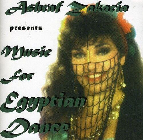 Sahra Saeeda & Amp/A - Music for Egyptian Dance [New CD]