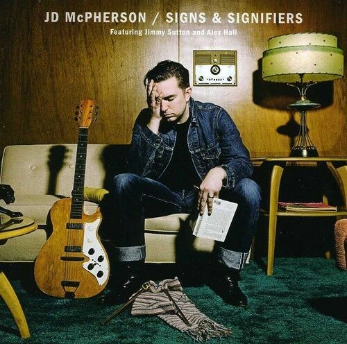 JD McPherson - Signs & Signifiers [New CD] UK - Import