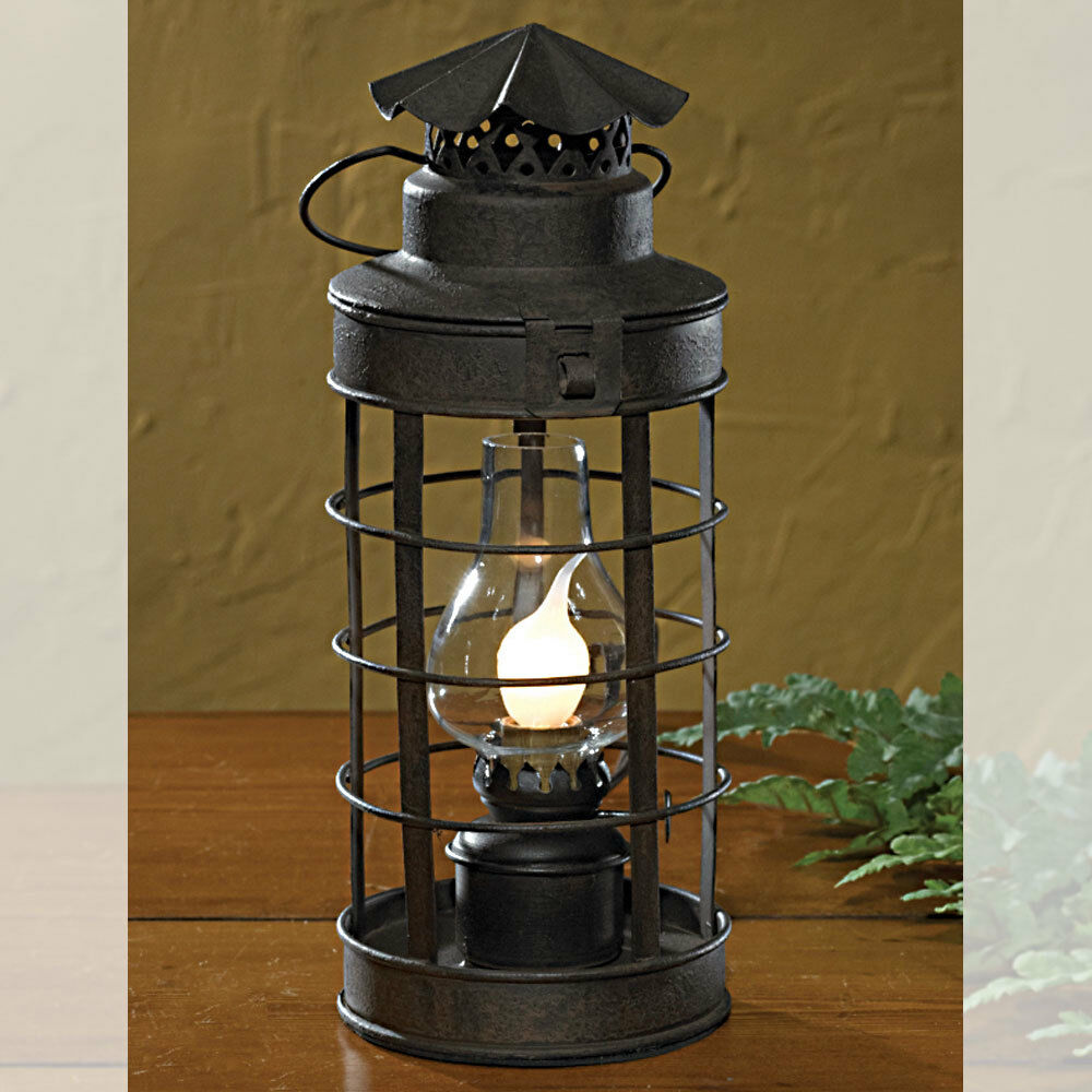 Park designs country table lamps ebay coach lantern lamp by park designs primitive country rustic for table geotapseo Images