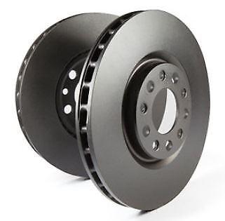 D1009 EBC Standard Brake Discs Rear (PAIR) for BMW M3 M-Roadster/Coupe (Z3) Z3
